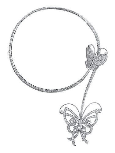 Van Cleef & Arpels - Envol necklace
