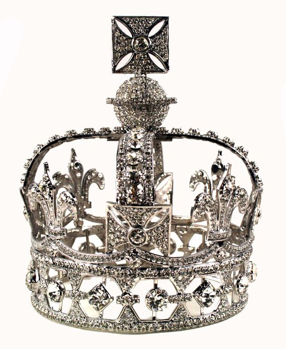 Queen Victoria's Diamond Crow crown