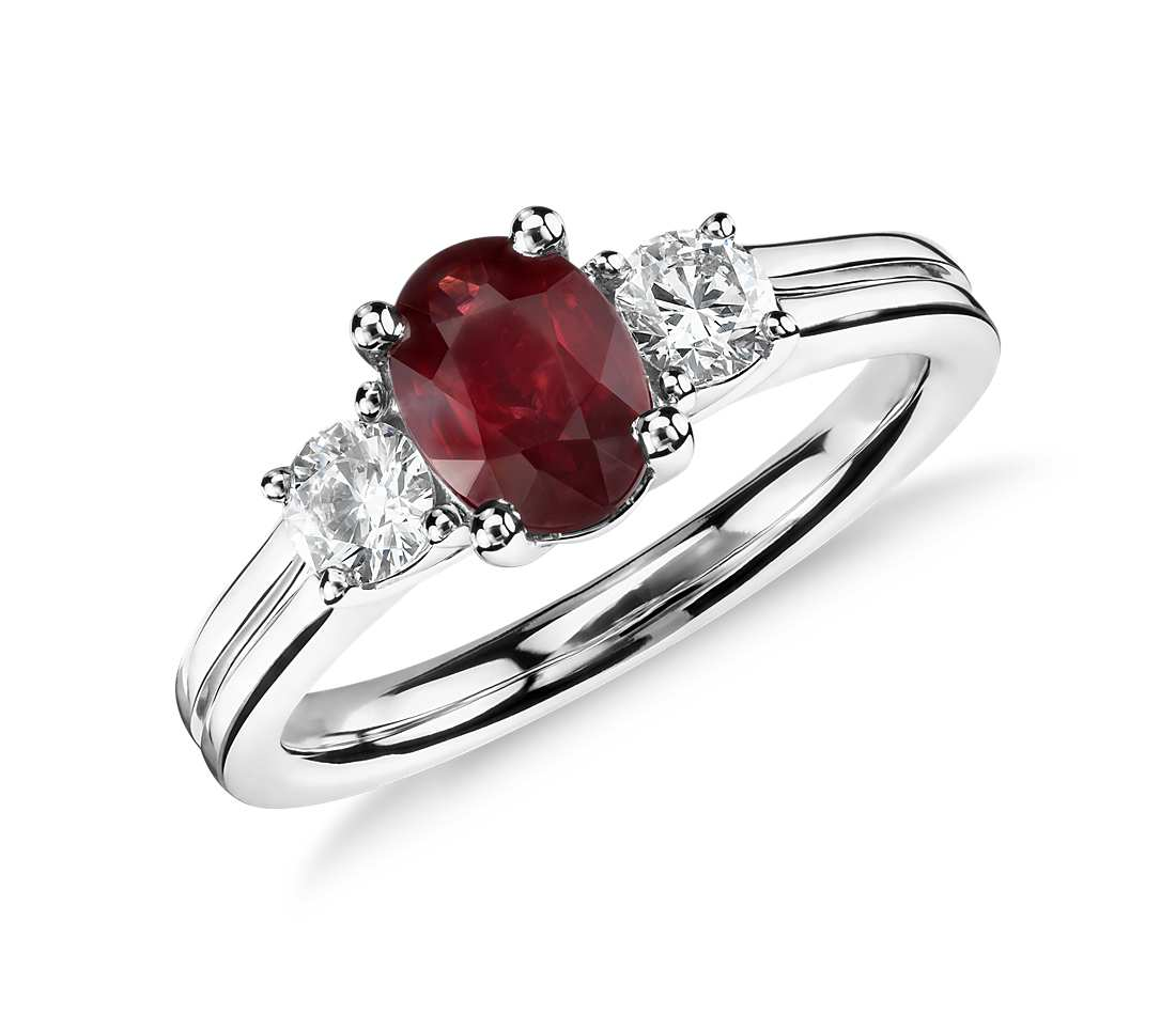 Gorgeous Ruby Rings At Blue Nile Jewelry Eyes Desire