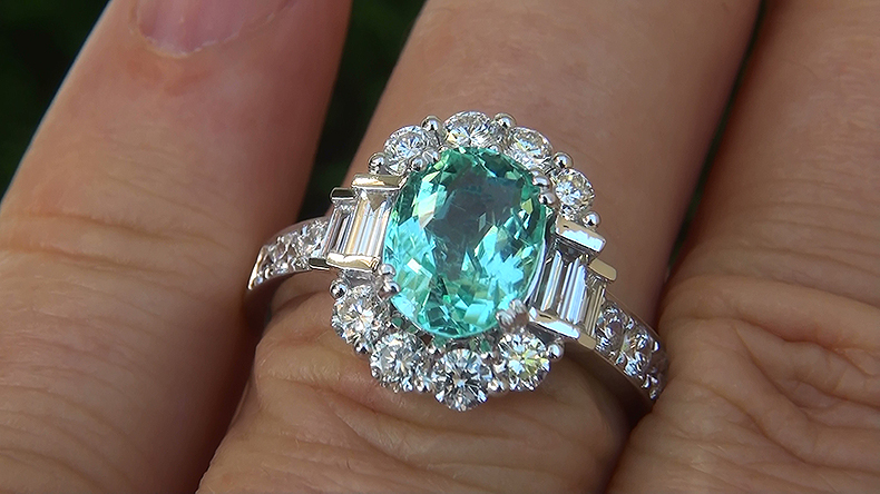 unique rings ring vintage jewelry inspired estate engagement brides emerald chic swoonworthy
