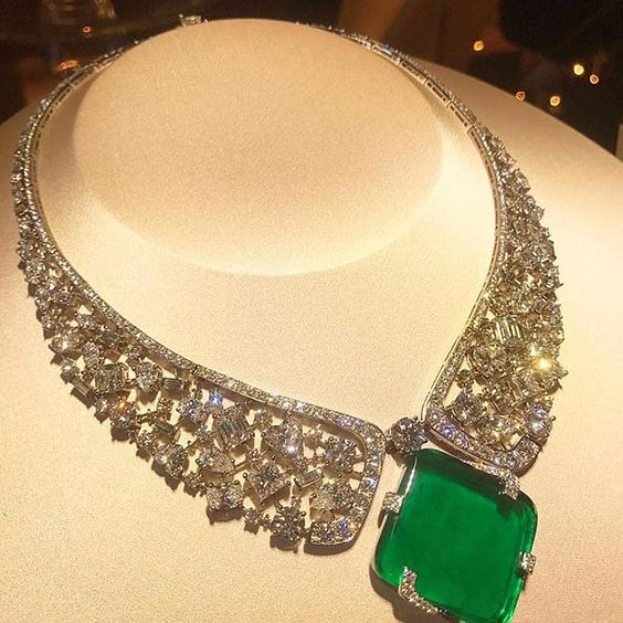 "The "" Merletto magnifico"" Necklace by Bulgari"